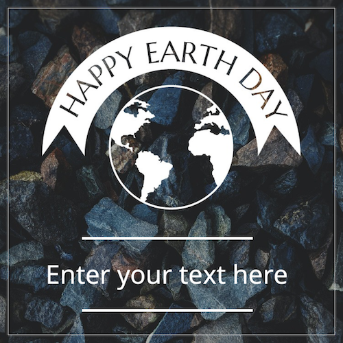 earth day template 6
