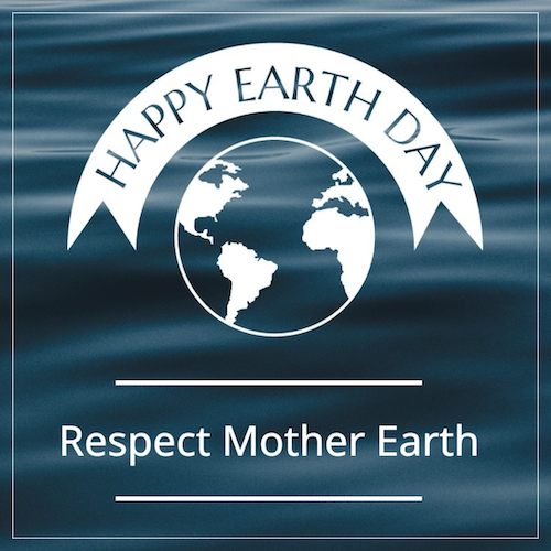 earth day template 8