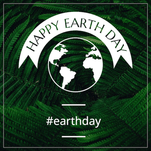 earth day template 5
