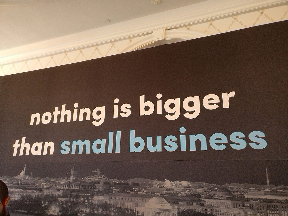 nothing is bigger than small business