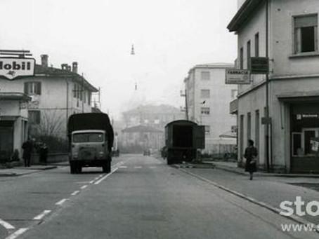 L'evoluzione di via Broseta: un salto nel passato