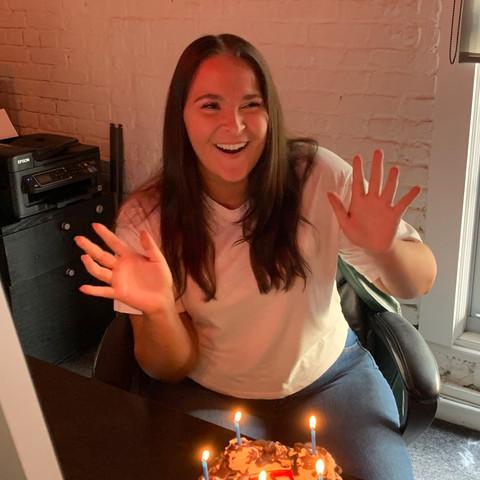 Happy Birthday Elizabeth