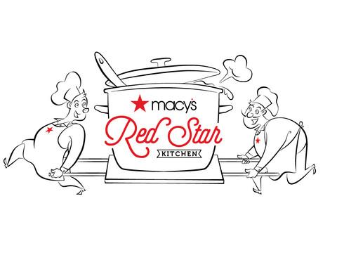 MACY'S RED STAR