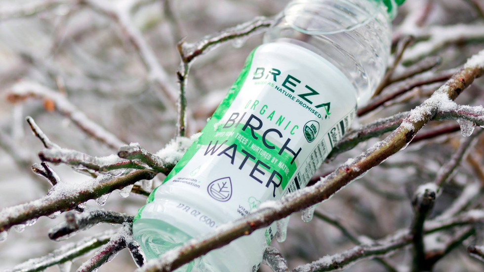 BREZA BIRCH WATER
