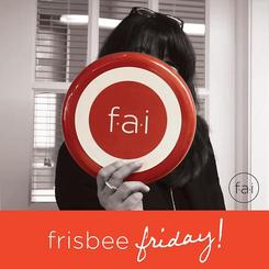 #frisbeefriday