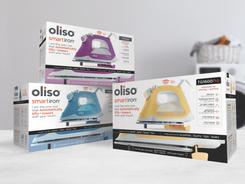 OLISO SMART IRONS