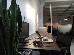 HeartSpace Drop-In Desk