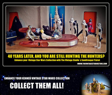 OUR KENNER COLLECTION, A LIFETIME GOAL!