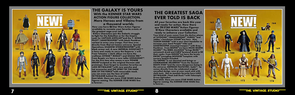 THE VINTAGE STUDIO  ¨S WHAT IF SERIES
