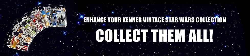 THE VINTAGE STUDIO VADER TRADER STORE vintage custom KENNER STAR WARS action figures sandtrooper REBEL TROOPER