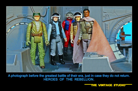Heroes of the Rebellion
