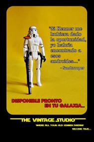 poster sandtrooper SPANISH
