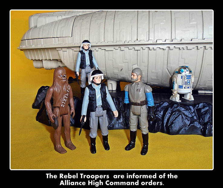 vintage custom star wars action figures