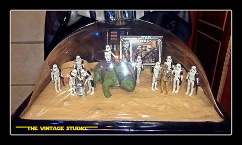IF KENNER WOULD HAVE GIVEN THEM THE CHANCE, THEY WOULD HAVE FOUND THOSE DROIDS