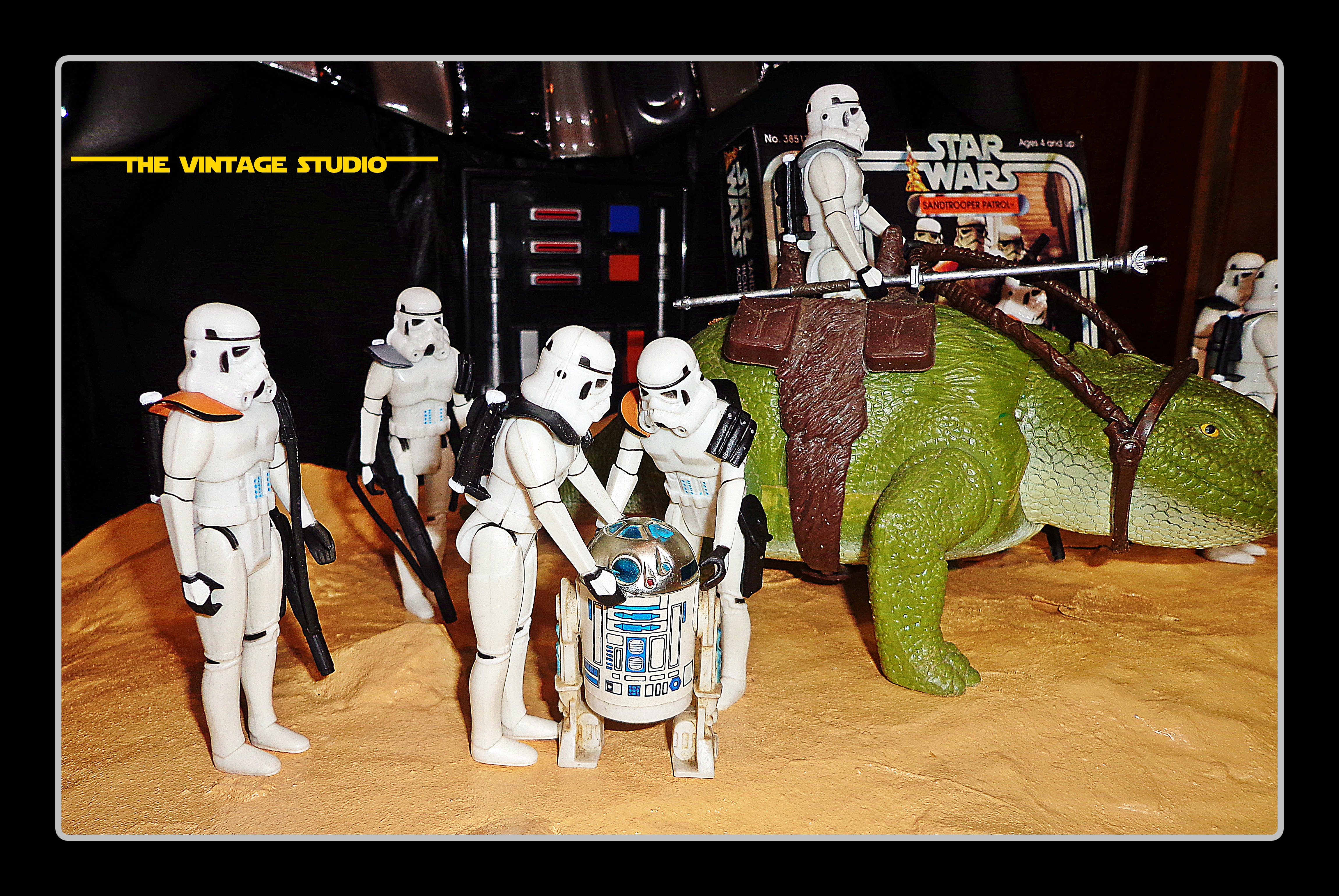 IF KENNER WOULD HAVE GIVEN THEM THE CHANCE, THEY WOULD HAVE FOUND THOSE DROIDS (2)