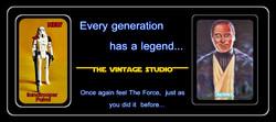 EVERY GENERATION HAS A LEGEND ADD