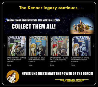 THE KENNER LEGACY CONTINUES!!!