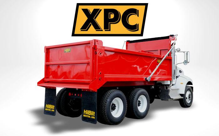 HilBilt XPC Dump Body manufactured by HilArk Industries
