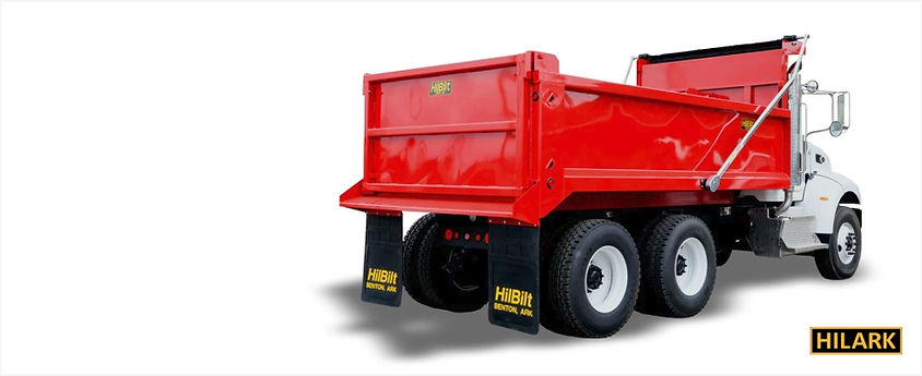 XPC Dump Body manufactured by HilArk Industries