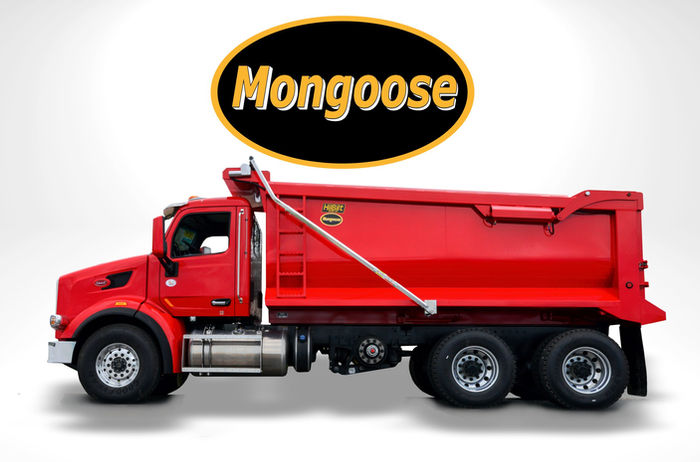 HilBilt Mongoose Dump Body manufactured by HilArk Industries