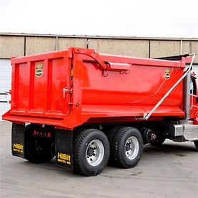 HilBilt Dump Bodies manufactured by HilArk Industries