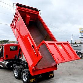 Mogoose Dump Body shown with optiona Hi-Lift Combo