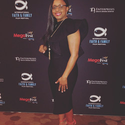 Lakeba Wallace at MegaFest 2017