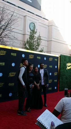 The Walls Group on the Red Carpet