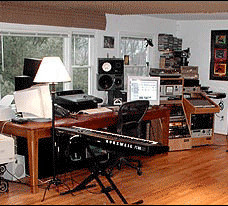 Composition and recording space