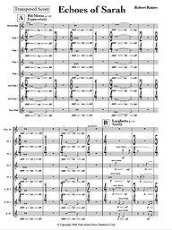 Echoes of Sarah Score Pg1.jpg