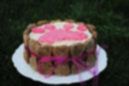 torta para perro