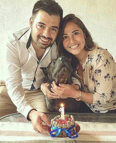 tortas para perros