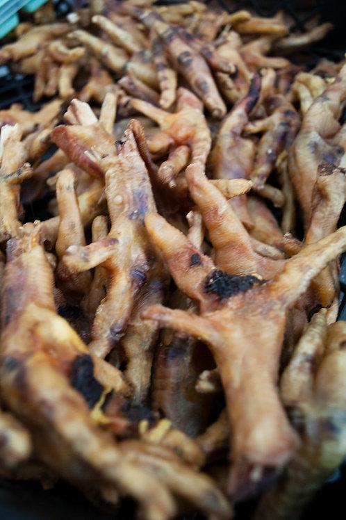 Línea Deshidratados- Patas de pollo