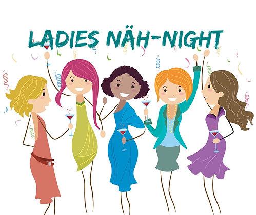 Ladies Näh-Night 13.März 2021