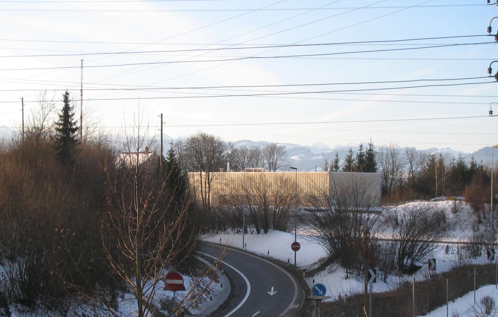 Blick vom Weiler Baumgarten