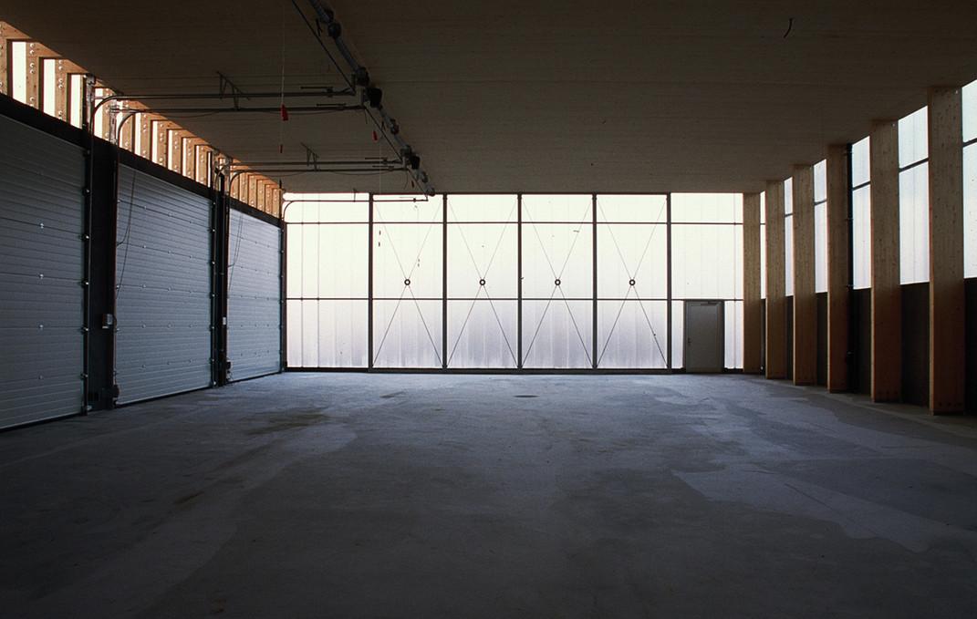 Werkhalle