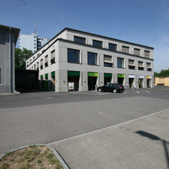 Gewerbehaus G10, Hetex Areal