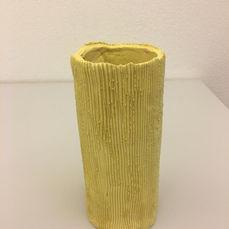 Vase, gebrannt, 2019