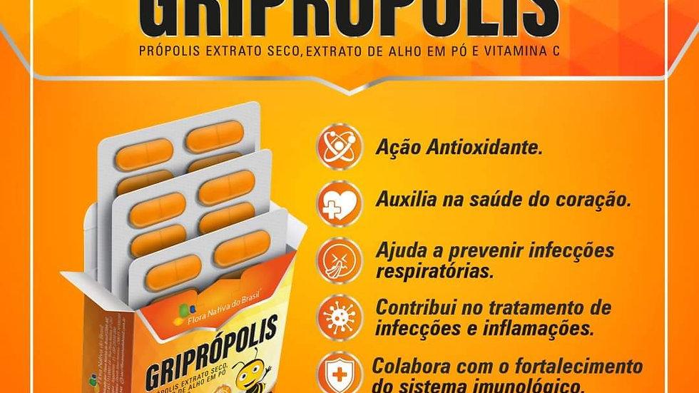 +Imunidade- Gripropolis 30cps