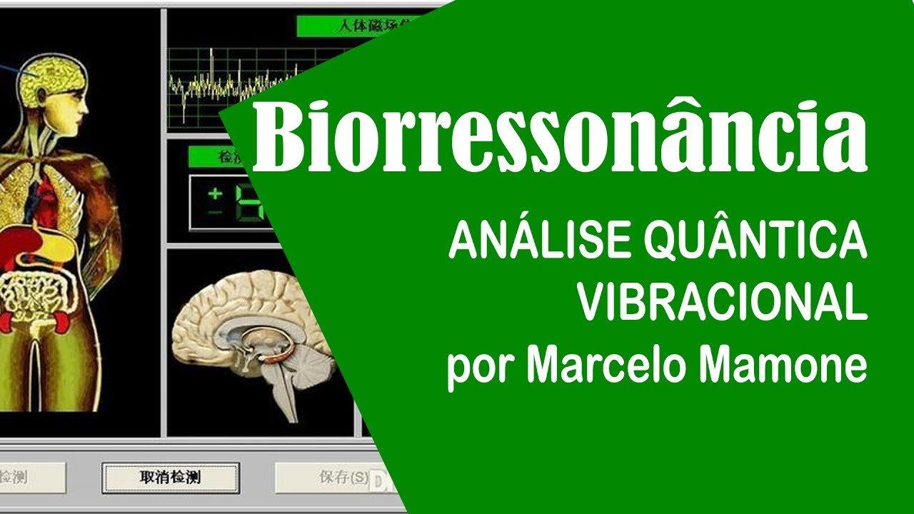Exame de Biorressonância Quântica