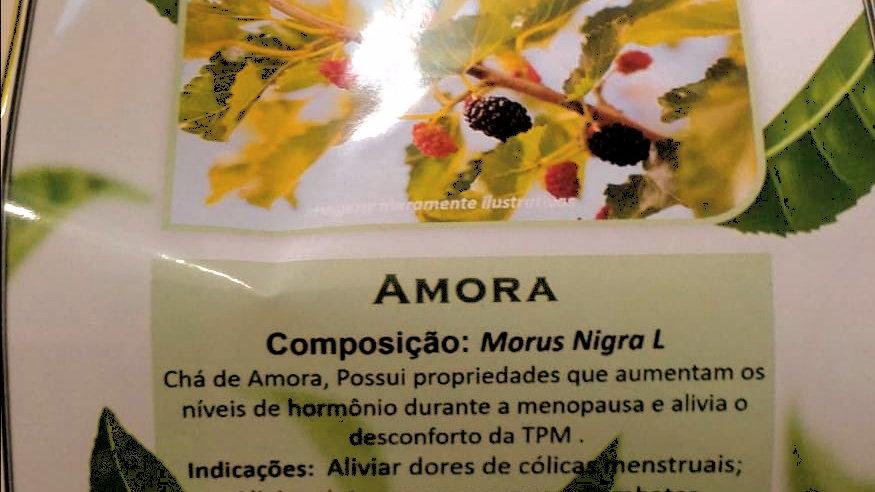 Chá de Amora 100G
