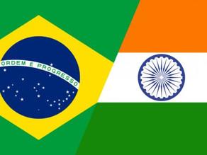 Brasil e Índia buscam segurança jurídica para investimentos nos dois países