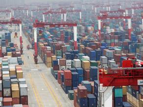Exportações da China sobem em novembro no ritmo mais forte em quase 3 anos
