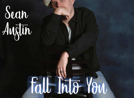 """Country Artist Sean Austin Releases Romantic Single """"Fall Into You"""""""
