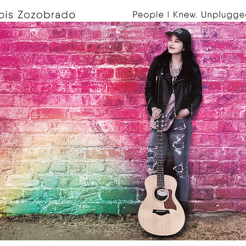 People I Knew. Unplugged. CD