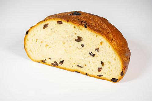 Mlečni kruh z rozinami 400 g