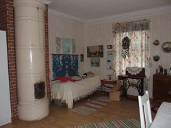 Bild från vardagsrummet