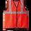 Thumbnail: RF Tagged Reflective Safety Jackets - Set of 10
