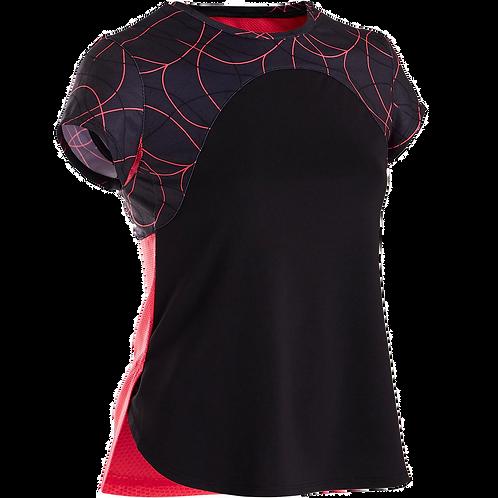 EMF Shielding Gym T-Shirt for Girls