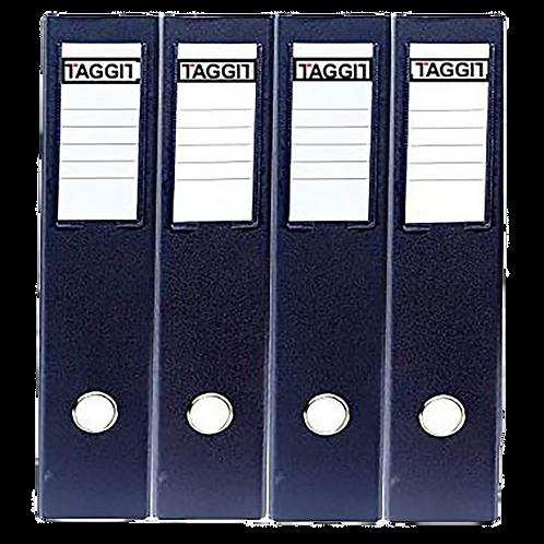 RFID Tagged Box Files- Set of 4